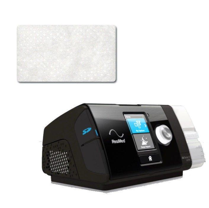 resmed cpap machine filters