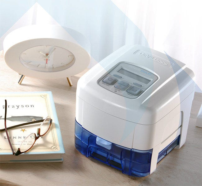 travel size sleep apnea machine