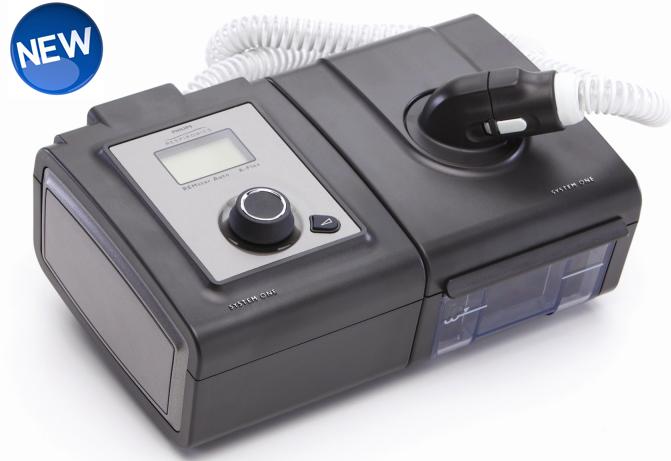 Philips Respironics Pr System One Pro Cpap Machine