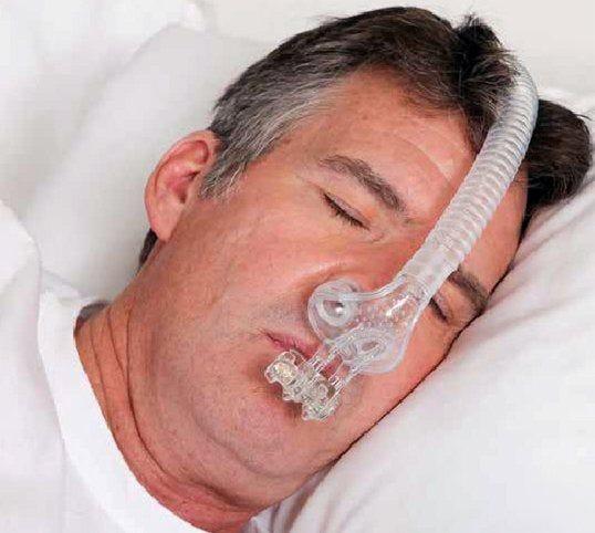 Nasal Pillow Mask Tap Pap Nasal Pillow Cpap Mask