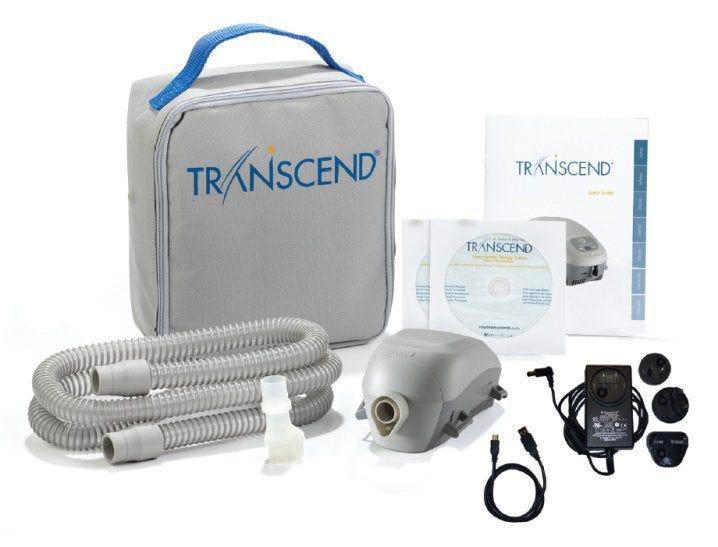 transcend ii travel cpap machine reviews